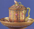 Tea sets at The Metropolitan Museum of Art : a family guide