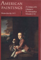 American paintings : a catalogue of the collection of the Metropolitan Museum of Art. I: Painters...