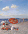 American impressionism and realism : the painting of modern life, 1885-1915 / H. Barbara Weinberg,...