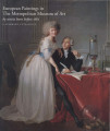 European paintings in the Metropolitan Museum of Art by artists born before 1865 : a summary...