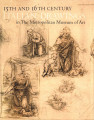 15th and 16th century Italian drawings in the Metropolitan Museum of Art / Jacob Bean with the...