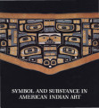 Symbol and substance in American Indian art / Zena Pearlstone Mathews ; [John T. Hill,...