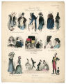 Theatrical satire 19th century, Plate 028