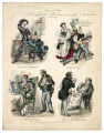 Theatrical satire 19th century, Plate 029