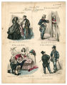 Theatrical satire 19th century, Plate 033