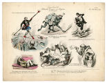 Theatrical satire 19th century, Plate 055