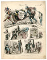 Theatrical satire 19th century, Plate 060