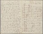 Charles Toppan letters to F.B. Mayer 1865-1869