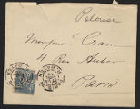 Léon Germain Pelouse letters to Charles Warren Cram, 1890, undated