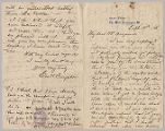 Letter from George Henry Boughton to Henry Gurdon Marquand, Sept. 14, 1868