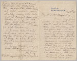 Letter from George Henry Boughton to Henry Gurdon Marquand, Nov. 18, 1868