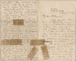 Letter from George Henry Boughton to Henry Gurdon Marquand, May 21, 1869