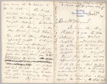 Letter from George Henry Boughton to Henry Gurdon Marquand, June 20, 1874
