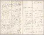 Letter from George Henry Boughton to Henry Gurdon Marquand, Mar. 12, 1884