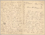 Letter from George Henry Boughton to Henry Gurdon Marquand, May 16, 1889