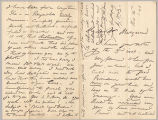 Letter from George Henry Boughton to Henry Gurdon Marquand, Nov. 12, 1891