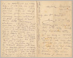 Letter from George Henry Boughton to Henry Gurdon Marquand, Aug. 19, 1892