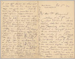 Letter from George Henry Boughton to Henry Gurdon Marquand, Nov. 18, 1892