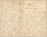Letter from George Henry Boughton to Henry Gurdon Marquand, Jan. 23, 1893