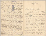 Letter from George Henry Boughton to Henry Gurdon Marquand, Apr. 7, 1893