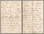 Letter from Henry Gurdon Marquand to Charles W. Deschamps, Aug. 3, [1882]