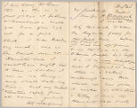 Letter from Henry Gurdon Marquand to Charles W. Deschamps, Aug. 26, [1882]
