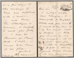 Letter from Henry Gurdon Marquand to Charles W. Deschamps, Sept. 21, [1882]