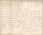 Letter from Charles W. Deschamps to Henry Gurdon Marquand, July 31, 1886