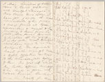 Partial letter from [Arthur Lincoln Frothingham] to [Henry Gurdon Marquand], May 3, [1888]