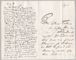Letter from Lawrence Alma-Tadema to Henry Gurdon Marquand, Sept. 29, 1884