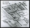 Project for Junior Museum, floorplan prepared for the Metropolitan Museum of Art by the WPA, L....