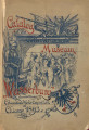"Catalog of the collections in the Museum of the ""Wasserburg"" (German village), Columbian..."